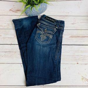 Rock Revival From Beborah Bootcut Low Rise Jeans